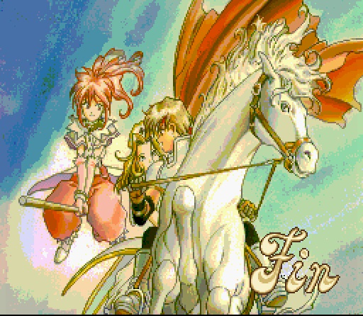 tiny Tales of Phantasia Fin